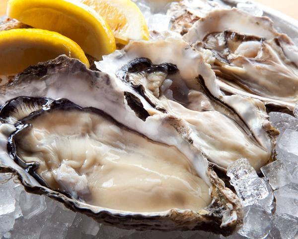 亜鉛が多く含まれている牡蠣