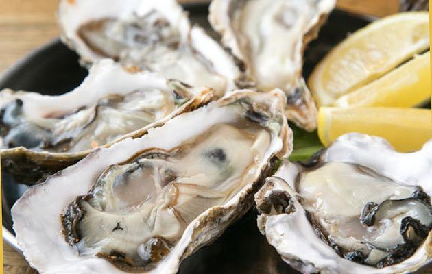 牡蠣を食べると精子が増える?